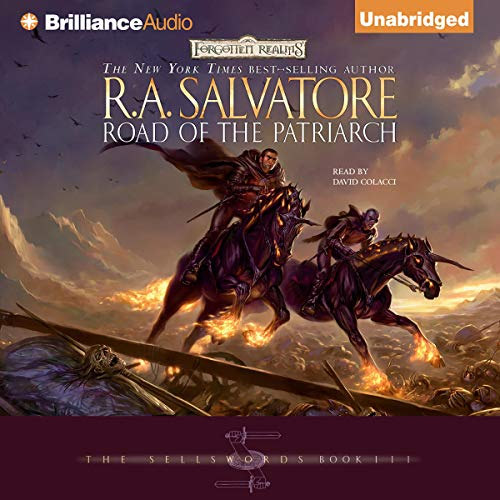 Road of the Patriarch audiobook cover art