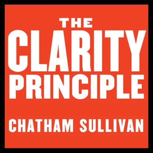 The Clarity Principle audiobook cover art