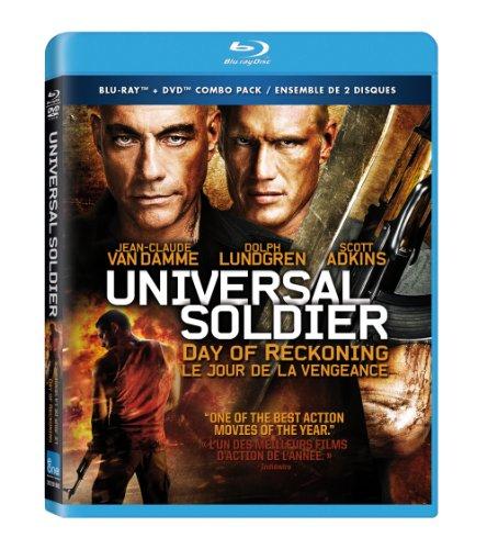 Universal Soldier - Day Of Reckoning (Blu-ray + DVD)