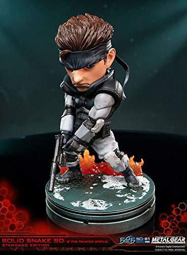 First 4 Figures Dark Horse F4F Metal Gear Solid Snake 8