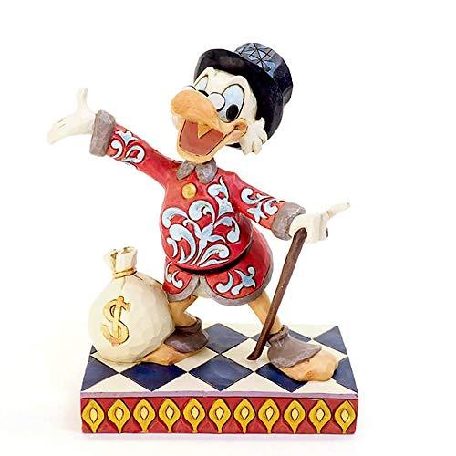 Disney Tradition - Figura Decorativa, Resina, Multicolor, 16 cm