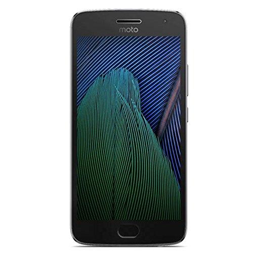 Motorola Moto G5 Plus (XT1685) 4GB   32GB 5.2-inches Dual SIM Factory Unlocked - International Stock No Warranty (Lunar Gray)