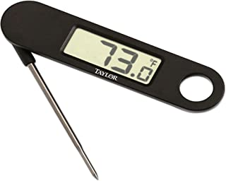 Taylor Precision Products 1476 Digital Folding Probe Thermometer