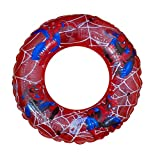 Pelo Swim Pool Water Float Ring Shape Swimming Ring Swim Ring for Kids Boys and Girls 20 Gram Red Pack of 1