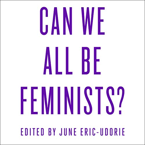 Can We All Be Feminists? Titelbild