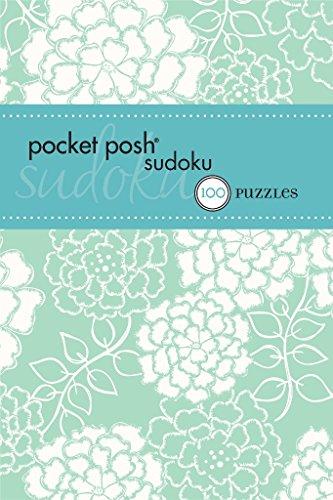 Pocket Posh Sudoku 18: 100 Puzzles