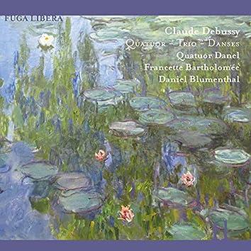 Debussy: Quatuor - Trio - Danses