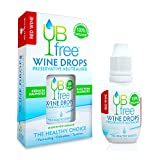 UBfree Wine Sulfite Remover - 1 Pack - Enjoy Red Wine Without the Headaches and Allergies - An Organic and Discrete Alternative to a Wine Wand or a Wine Filter - Made in New Zealand