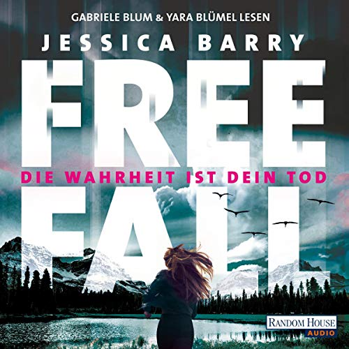 Freefall (German version) cover art