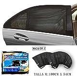 Enerfero Auto-Sonnenschutz für Kinder, für Babys und Haustiere, doppelter Stoff für maximalen...