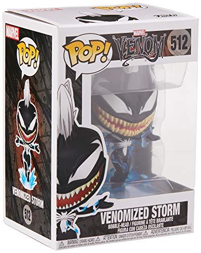 Funko Pop Tormenta Venomizada (Venom 512) Funko Pop Marvel