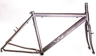 Best unpainted steel bike frame Reviews