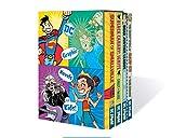 DC Graphic Novels for Kids Box Set 1