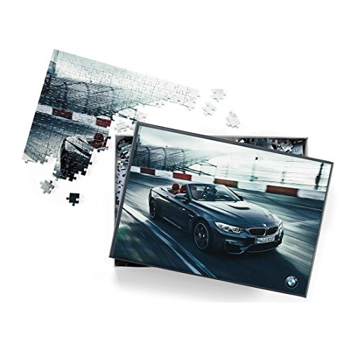 BMW Genuine M4 Jigsaw Puzzle - Multicolored -