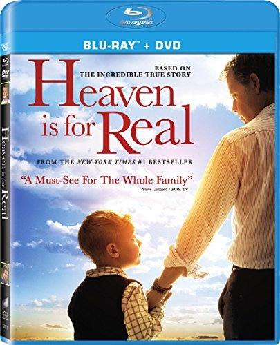 Heaven is For Real (2 Discs) - Blu-ray/DVD/UltraViolet Combo Pack by Sony