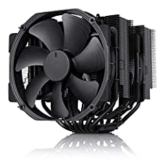 Proven premium heatsink (more than 300 awards and recommendations from international hardware websites), now available in an all-black design that goes great with many colour schemes and RGB LEDs Extra-wide 140mm dual-tower design with 6 heatpipes an...