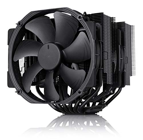 Noctua NH-D15 chromax.Black, Dual-Tower CPU Cooler...