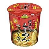 四季物語 秋限定 秋味わうらーめん 味噌バター風味 86g ×12食