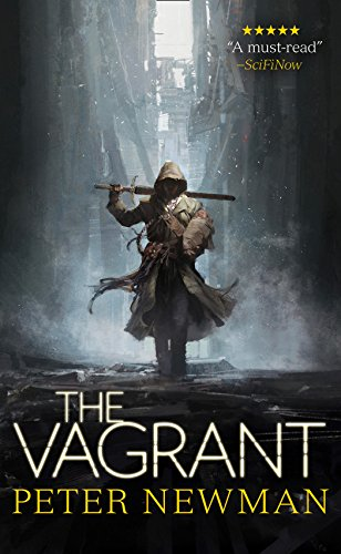 Ebook The Vagrant The Vagrant 1 By Peter Newman