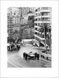 1art1 Motorsport - Formula 1, Monaco Grand Prix Poster