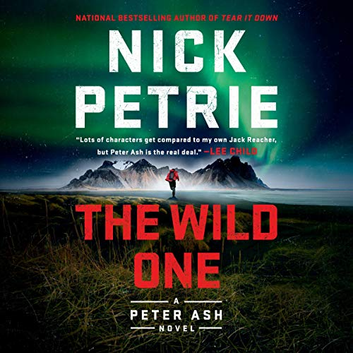 The Wild One audiobook cover art