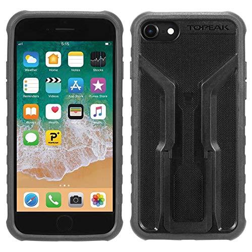 Topeak Unisex– Erwachsene Smartphone-Hüllen: RideCase, schwarz, 14,4cm