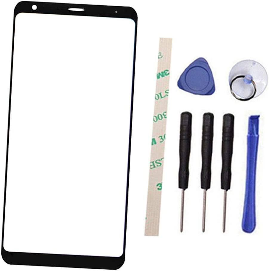 Draxlgon Stylo 5 Outer Screen Classic Front Glass Replacement Lens for L Manufacturer regenerated product