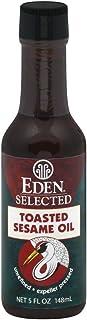 Eden Foods Toasted Sesame Oil, 5 Ounce - 6 per case