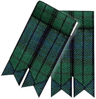 Falda Escocesa Calcetines Bandas Varios Tartanes Hose Bandas Punta Afilada