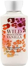 Bath & Body Works Wild Madagascar Vanilla Body Lotion, 8.0 Ounce