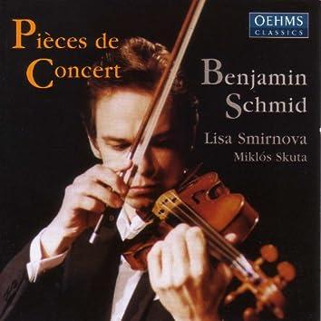 Schmid, Benjamin: Concert Pieces