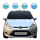 Jack Frost Copertura per Parabrezza Auto Protezione antigelo per Parabrezza – Kit Invernale per Auto – 5 Colori