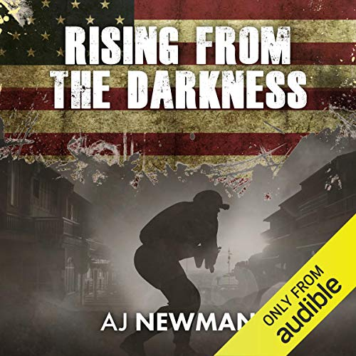 Rising from the Darkness  By  cover art