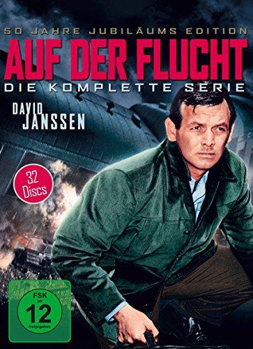 Die komplette Serie (32 DVDs)
