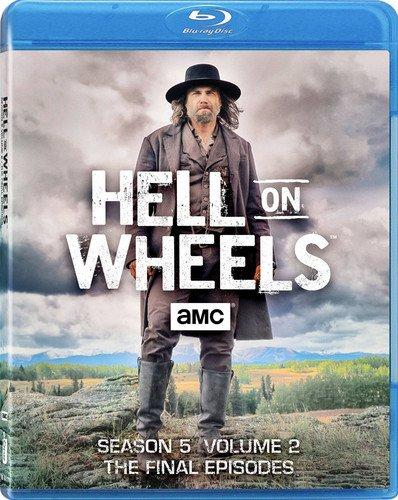 Hell on Wheels (2011) - Season 5 Volume 2 - The Final Episodes [Blu-ray]