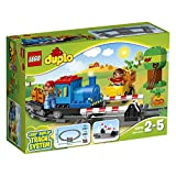 LEGO Duplo Town - Tren, Juguete de Construcción de Trenes para los más...