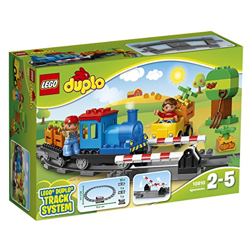LEGO- Friends Duplo Trenino, Multicolore, 10810
