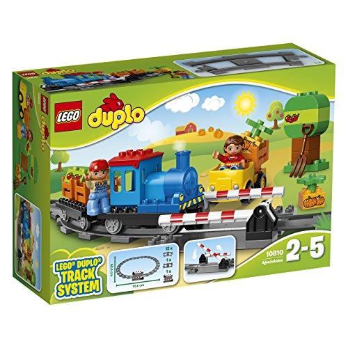 LEGO Duplo 10810 - Schiebezug, Zug Spielzeug