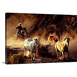 Premium Thick-Wrap Canvas Wall Art
