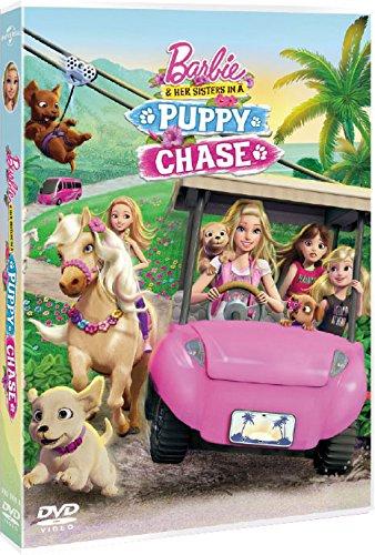 Barbie Y Sus Hermanas En Busca De Los Perritos [DVD]