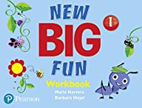 Big Fun Refresh Level 1 Workbook and Workbook Audio CD pack
