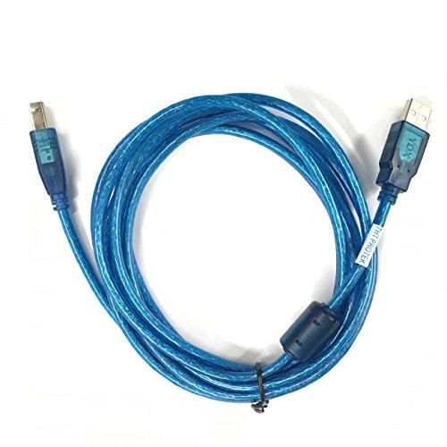 USB Kabel 2.0 Drucker für Pantum P2200 W Wireless A4 Mono Laser
