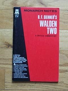 B.F. Skinner's Walden 2