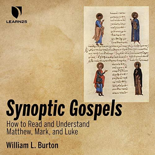 Synoptic Gospels audiobook cover art