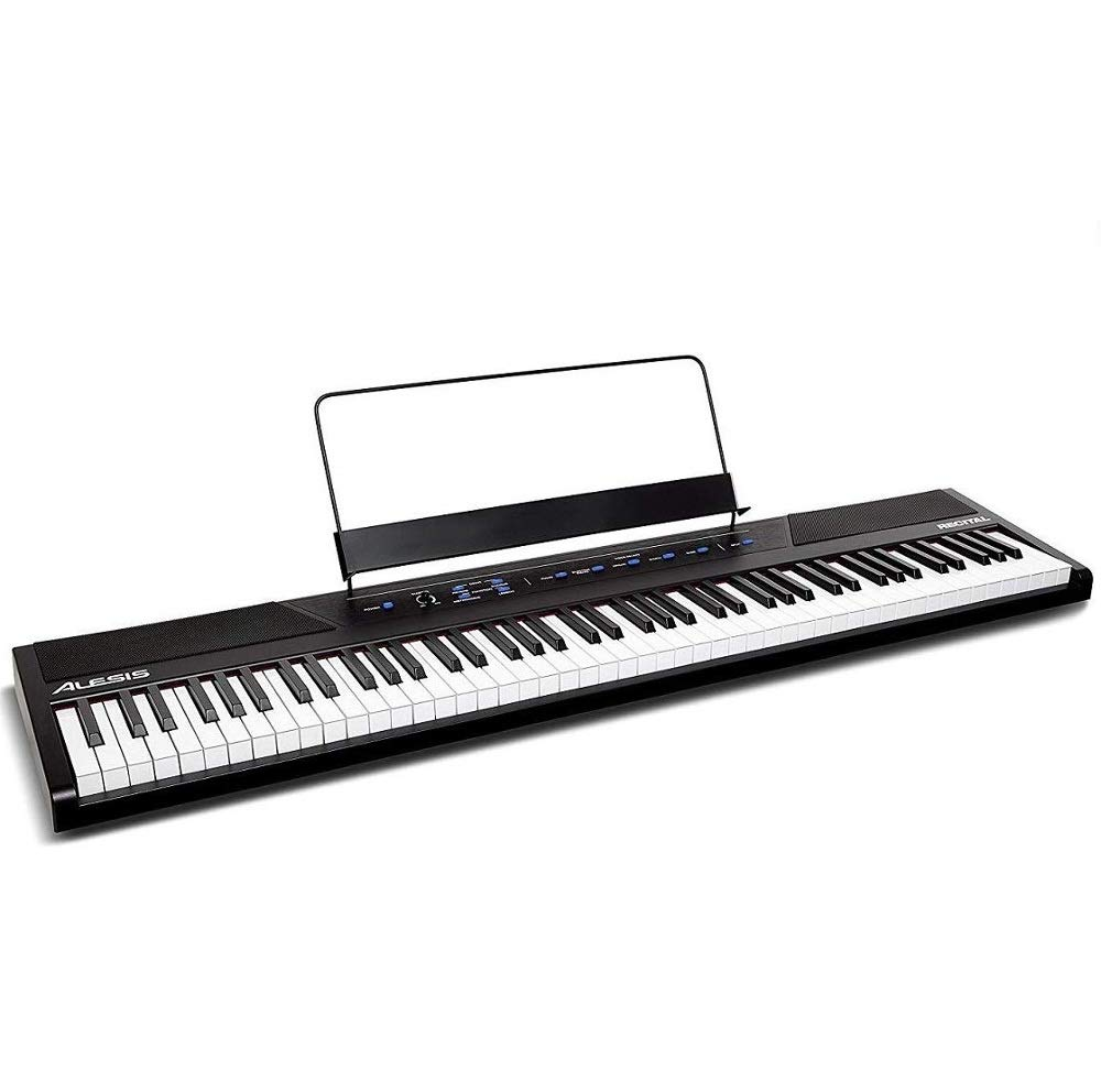 Alesis Recital Full Size Semi Weighted Exclusive