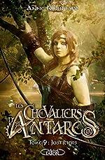 Les chevaliers d'Antarès - Tome 9 Justiciers (9) d'Anne Robillard