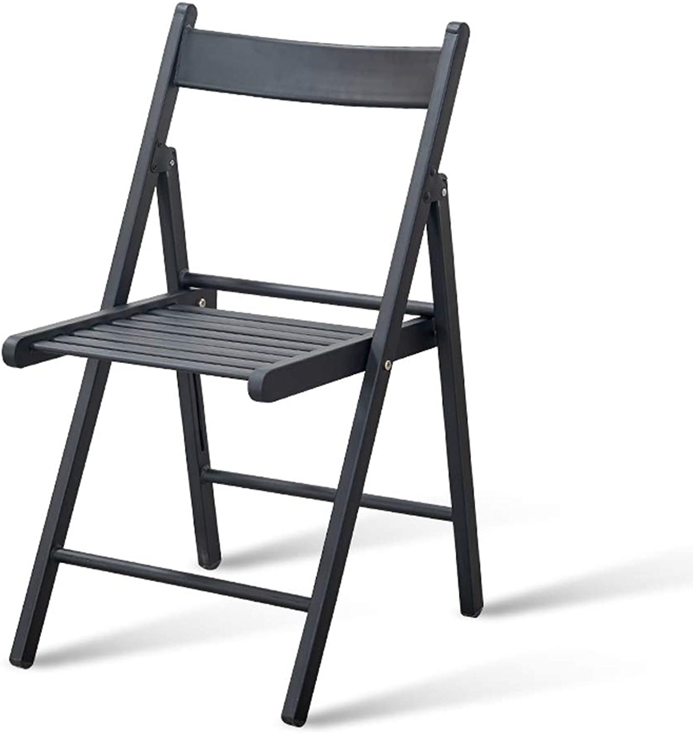SYFO Chair Simple Wrought Iron Back Chair Folding Metal Chair Leisure Dining Table Chair Metal Stool Stool