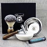 Haryali London Manual Shaving