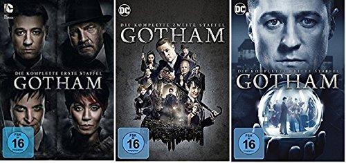 Gotham Staffel 1-3 (1+2+3) [DVD Set] DC Serie