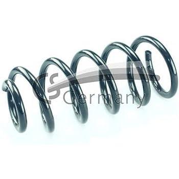 SPIDAN 85529 Schraubenfeder für VW